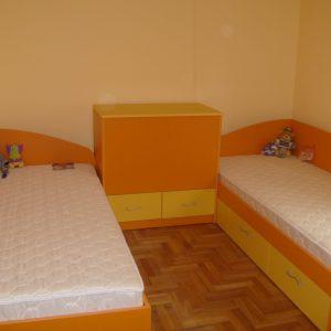 Мебели за детска стая по поръчка.