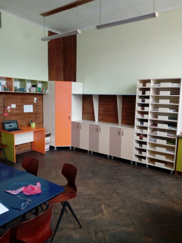 Обзавеждане за класна стая по поръчка