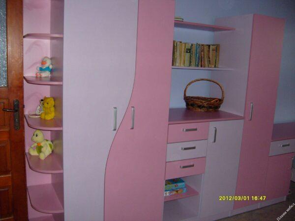 Обзавеждане за детска стая Николина