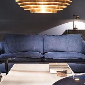 """Прав диван """"Анелия"""" по поръчка на клиент"""