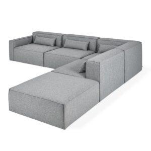 """Модулен диван """"Алисия"""" по поръчка на клиент"""