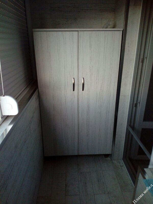 "Шкаф на крака ""Бяло дърво"""