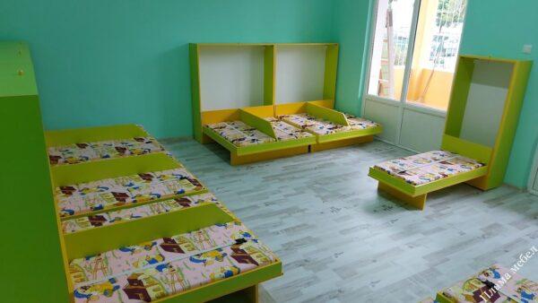 Падащи легла за детска ясла